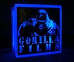 Gorilla Films glass block light GloBlock