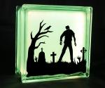 Zombie glass block light globlock