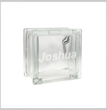 Personalised glass money box for children