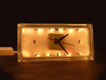 LED light Glo Clock