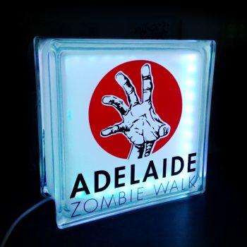 Adelaide Zombie Walk globlock
